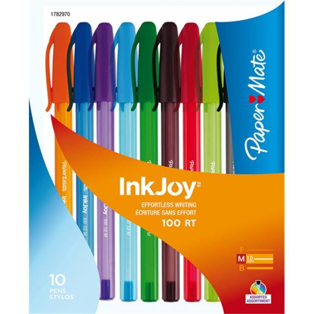 clearance-color-ballpoint-pen-8-piece-set-097-smooth-writing-pen-2021-8-2