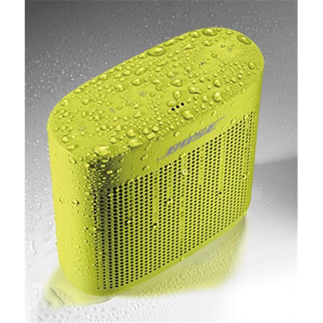 【万人参评】Bose SoundLink Color II 柠檬黄便携音箱$129