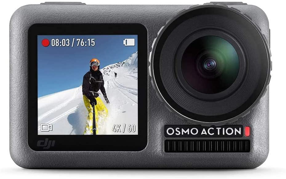 【亚马逊Prime Day折扣】DJI运动相机低至7.7折!云台套装现价$129.99