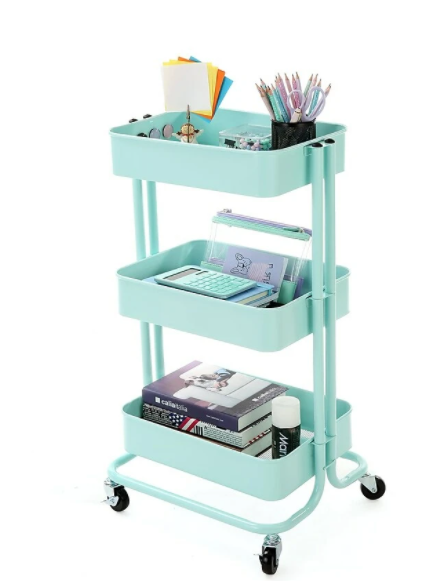 mint-green-3-layer-she-pulley-storage-racks-as-low-as-3999-available-2020-11-18