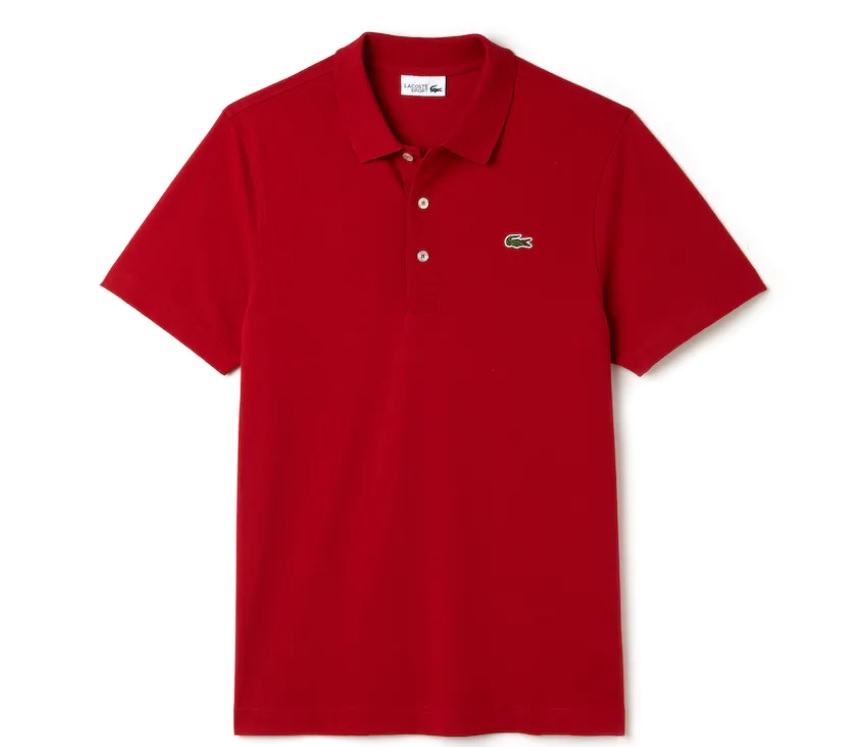 Lacoste经典polo衫折扣区低至$65.99 原价$95