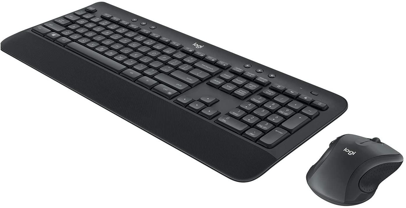 2021来啦:罗技MK545机械办公键盘键盘鼠标无线组合,特价$49.99