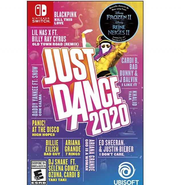 《Just Dance 2020》 舞力全开 多平台好价!