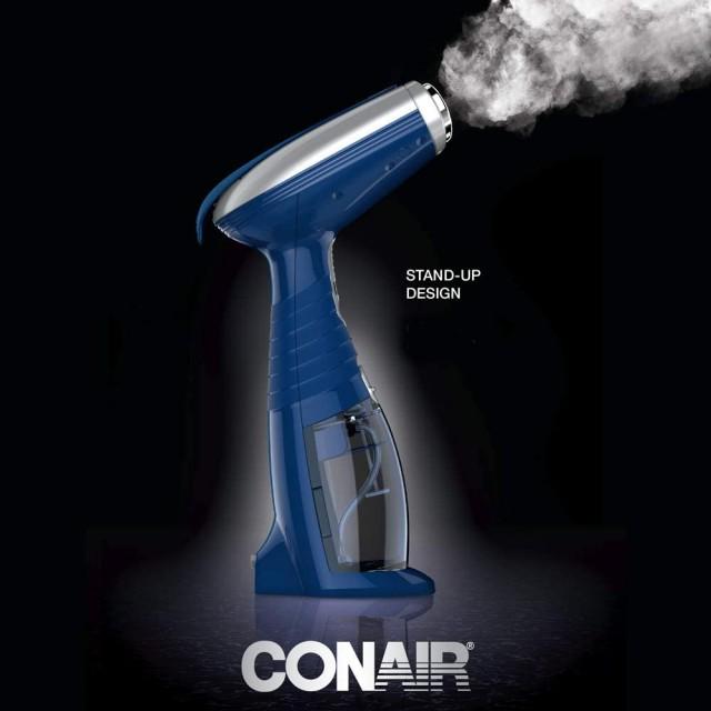 超低价:Conair手持式强力蒸汽挂烫机,